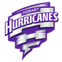 Hobart Hurricanes Cricket Team Logo